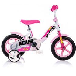 "DINO Bikes - Kids bike 10 ""108LG - pink 2017"