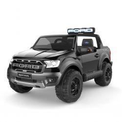 Ford Raptor voiture électrique pour les enfants, Suspension de haute qualité, Double siège, Télécommande 2,4 GHz, Clé de démarrage, 4 X MOTEUR, USB, Carte SD, Permis ORIGINAL