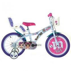 "DINO Bikes - Kids bike 16 ""616GLOL - LOL SURPRISE"