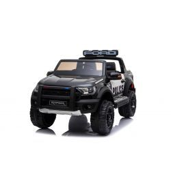 Ford Raptor voiture électrique pour les enfants, Jantes EVA, Suspension de haute qualité, Double siège en cuir, Télécommande 2,4 GHz, Clé de démarrage, 2 X MOTEUR, USB, Carte SD, Permis ORIGINAL