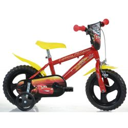 "DINO Bikes - Kids bike 12 ""412ULCS3 - Cars 3 2018"