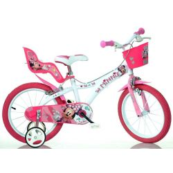 "DINO Bikes - Kids bike 16 ""616NN - Minnie 2017"