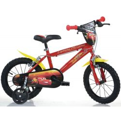 "DINO Bikes - Kids bike 16 ""416UCS3 - Cars 3 2017"