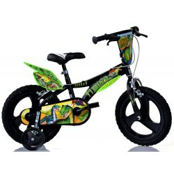 "DINO Bikes - Children's bicycle - 16 ""616LDS T Rex 2019"