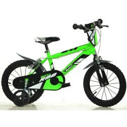 "DINO Bikes - Kids bike 16 ""416UZ - green 2017"