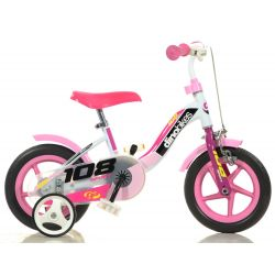 "DINO Bikes - Kids bike 10 ""108FLG - Girl 2017"
