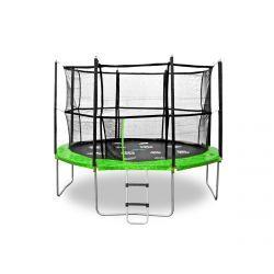 Jumpspirit 12' Trampoline de jardin haut de gamme – 366 cm